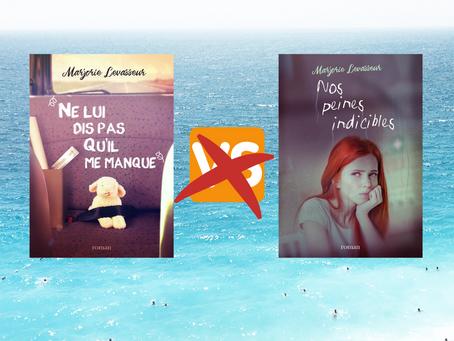 Deux romans, deux destins...
