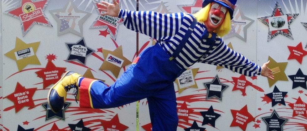 Macaroni the Clown