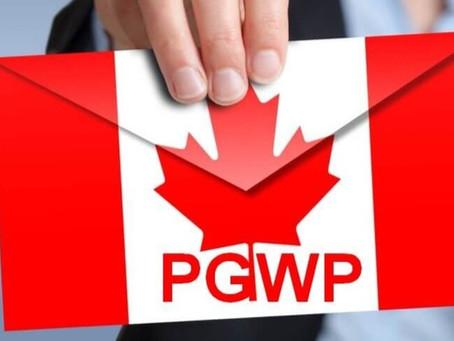 回国申请PGWP经验分享