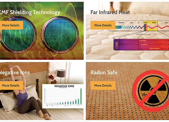 FarInfraredHeat & EMF Shielding Product