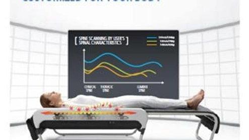 Ceragem Infrared Massage Package (5 x 1 Hour Session)