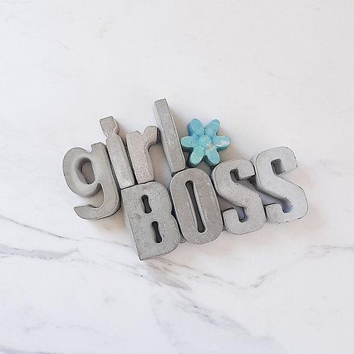 Deco Girl Boss