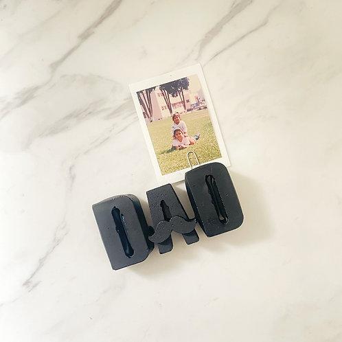 Dad portafoto