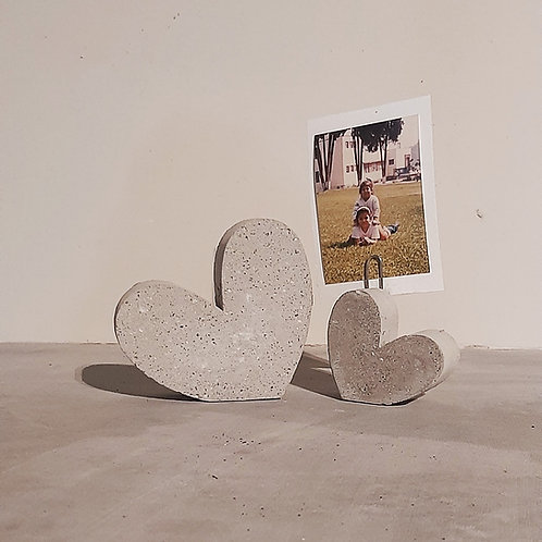 Corazones Portafoto