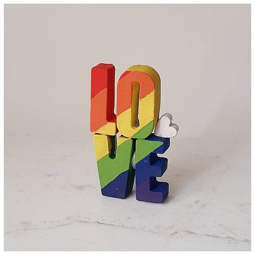 Love Vertical PRIDE