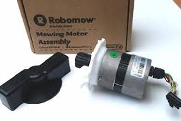 Brushless maaimotor SPP6111a