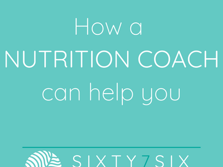 What the heck is a Nutrition Coach?