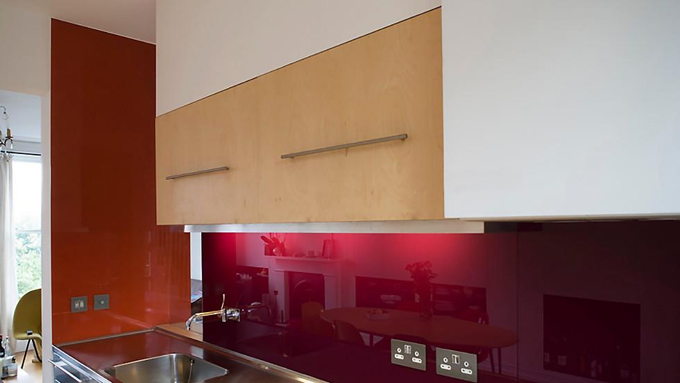 Red Flat Renovation