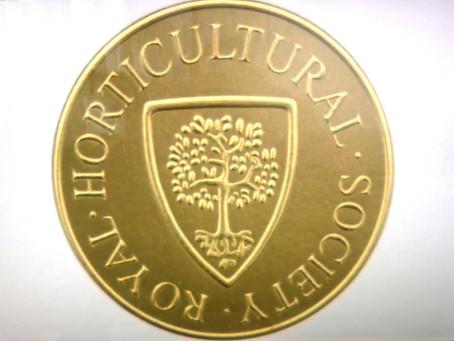 RHS Chelsea Show Garden Gold Medal