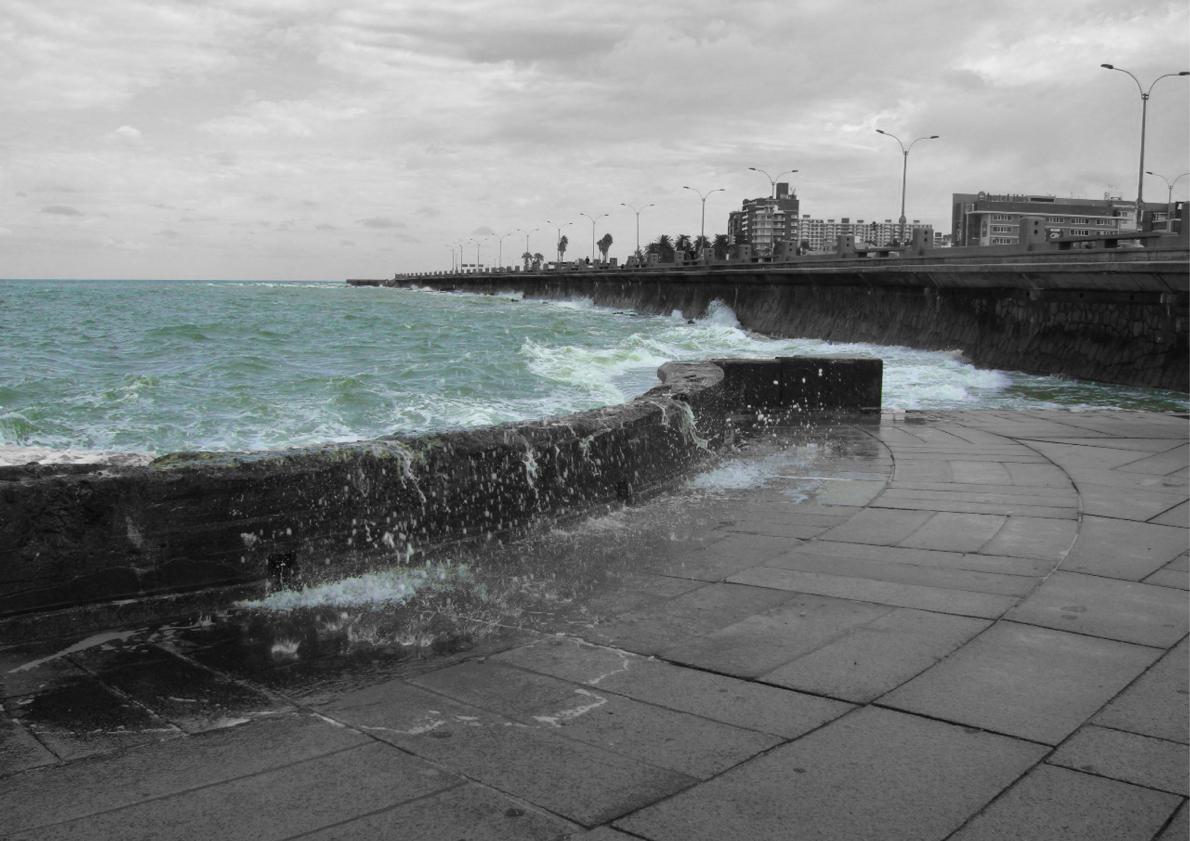 Floodlines Montevideo