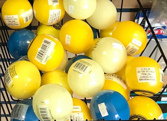 Street Hockey Balls & Pucks   Glow & Liquid Filled