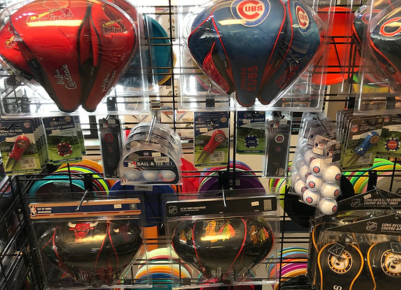 Major League Sports branded Accessories