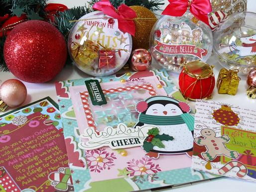 Cartão de Natal by Megui Assano