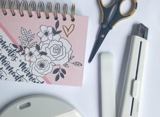 Mas afinal, o que é esse tal de Scrapbook? by Amanda Andreatta