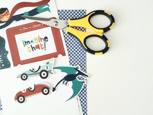 Como aproveitar melhor seus adesivos by Mari Monteiro