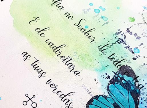 Art Journal Devocional by Gil Jussara