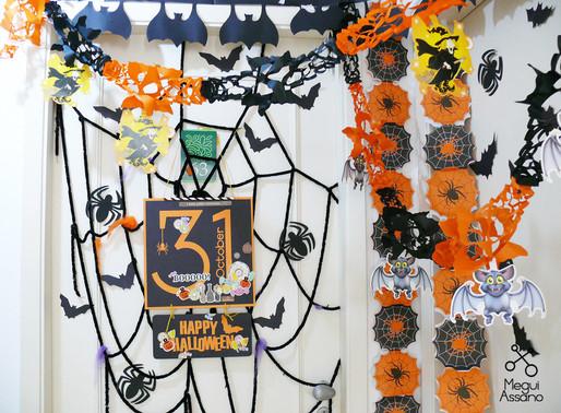Porta-Halloween by Megui Assano