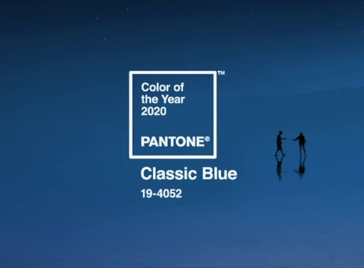 Classic Blue: a cor PANTONE 2020