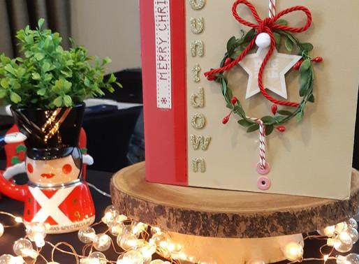 Countdown to Christmas - Scrapdiary by Mari Monteiro