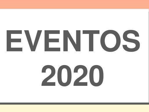 Eventos 2020