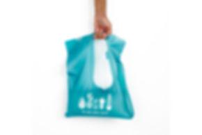 Water Bag Handle