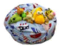 Bean Bag with Toys