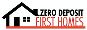 Zero Deposit First Homes logo