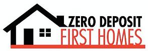 Zero Deposit First Homes logo