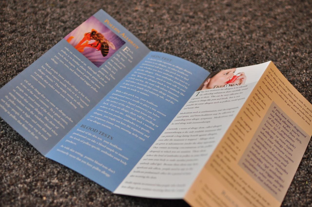 Allergy Brochure 2