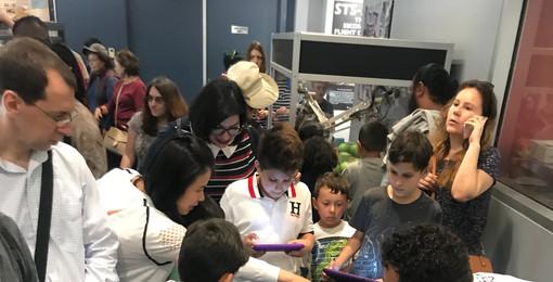 SoLA Robotics Booth