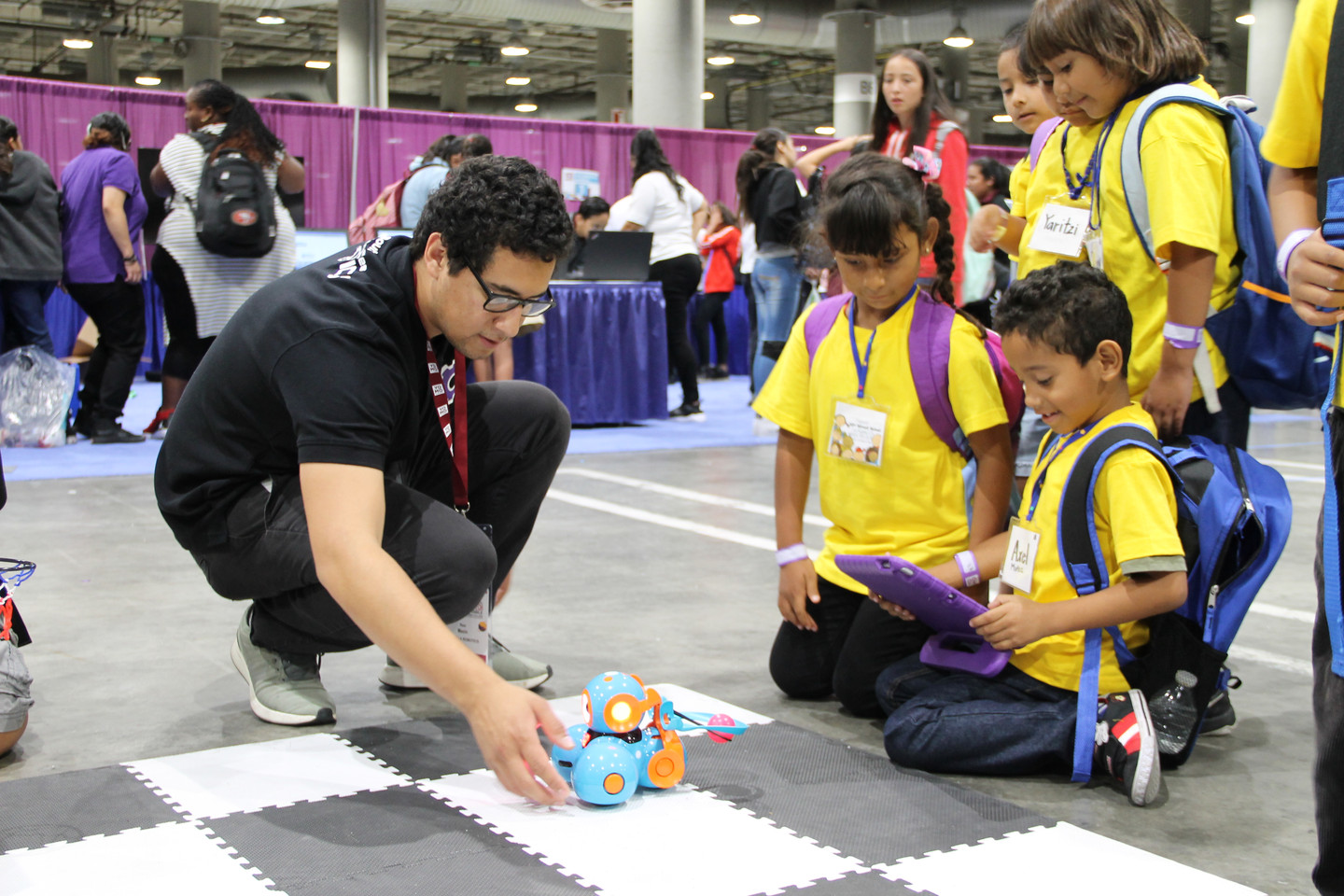 YoMo STEAM Festival - Learn to Code with Robots