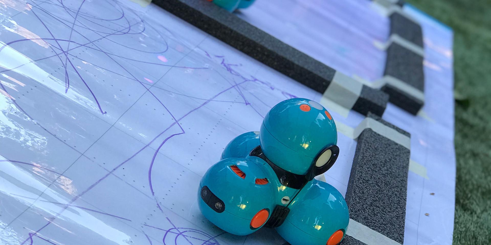 Dash Robots at DTLA Makerfaire