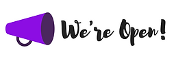 We Are Open Bullhorn image.png