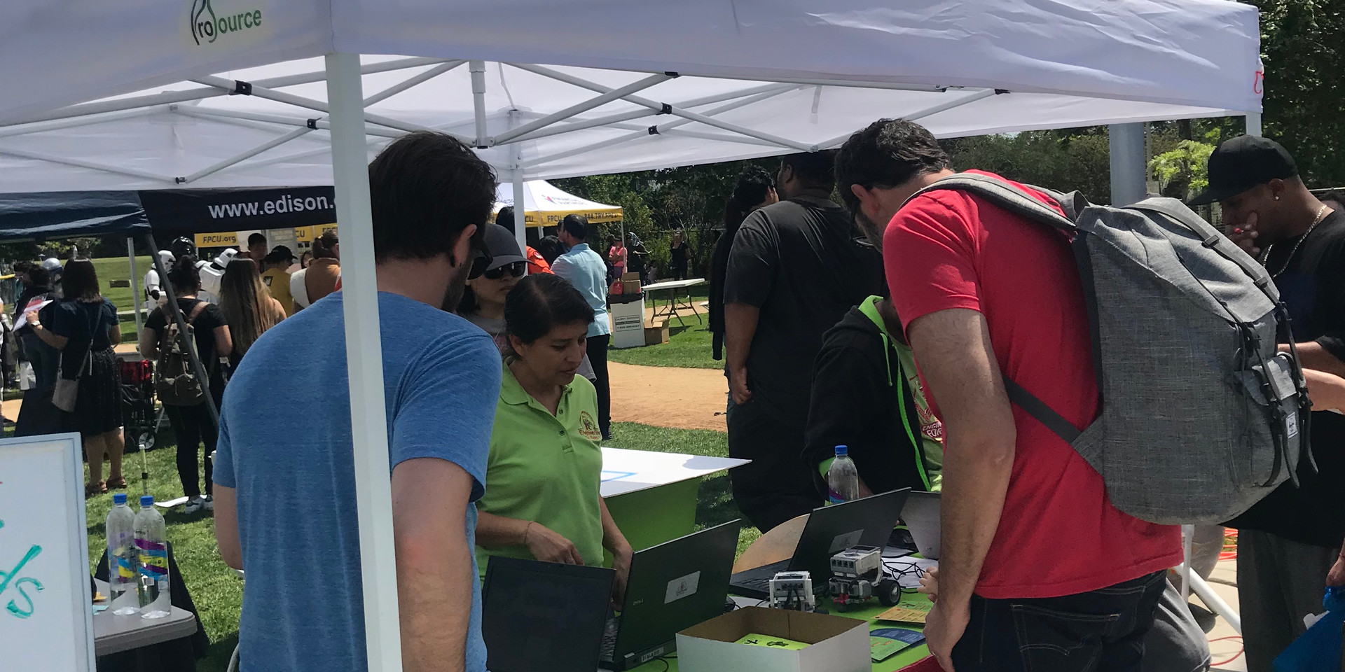 Engineering for Kids Booth