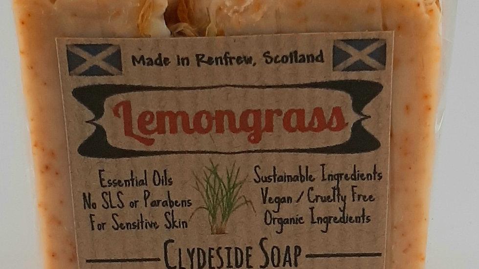 Lemongrass Square Soap