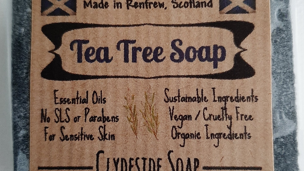 Tea Tree Glycerine Soap