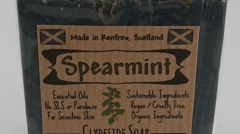 Spearmint Square Soap