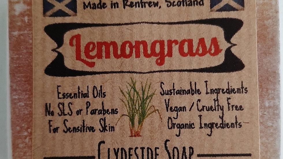 Lemongrass Glycerine Soap