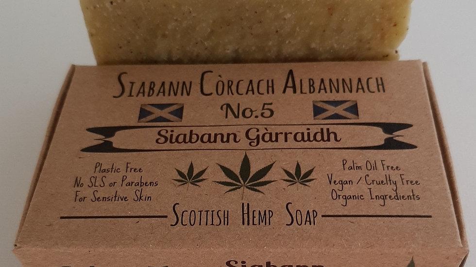 No.5 - Siabann Gàrraidh / Gardeners Soap