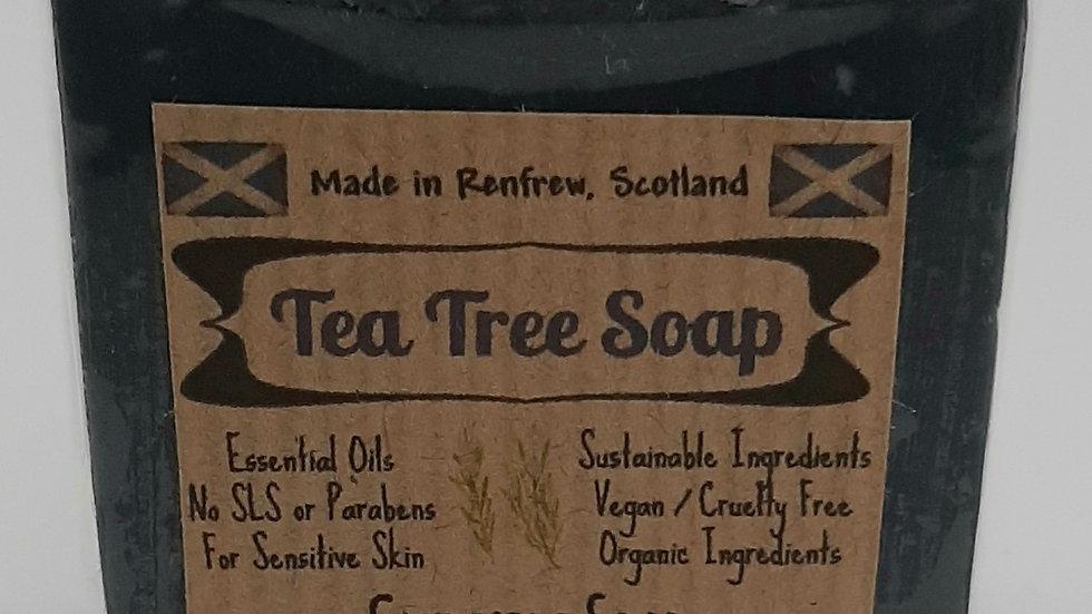Tea Tree Square Soap