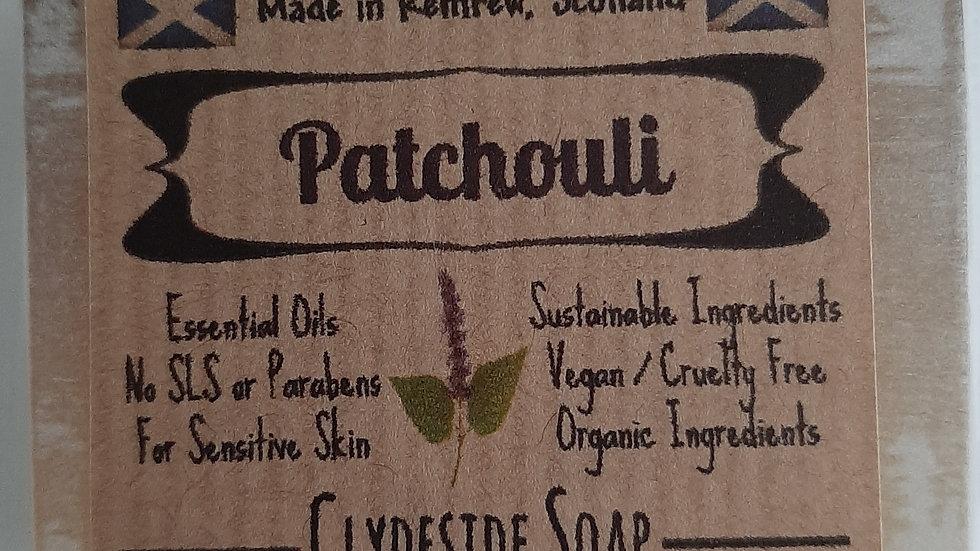 Patchouli Glycerine Soap