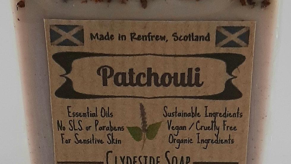 Patchouli Square Soap