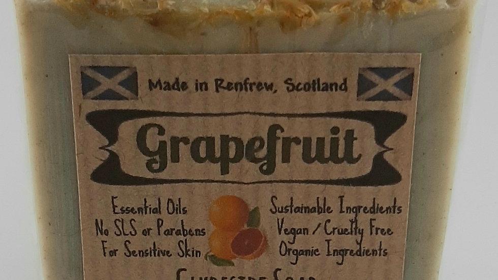 Grapefruit Square Soap