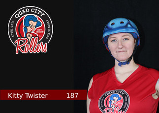 Derby Name: Kitty Twister  Derby Number: 187