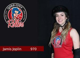 Derby Name: Jamis Joplin Derby Number 970
