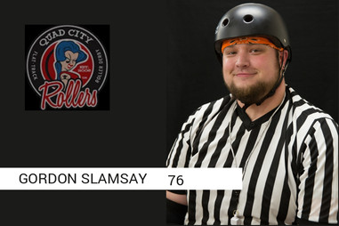 Derby name: Gordon Slamsay