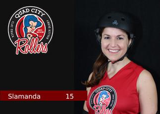 Derby Name: Slamanda  Derby Number: 15