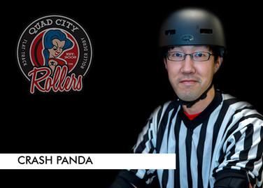 Derby name: Crash Panda