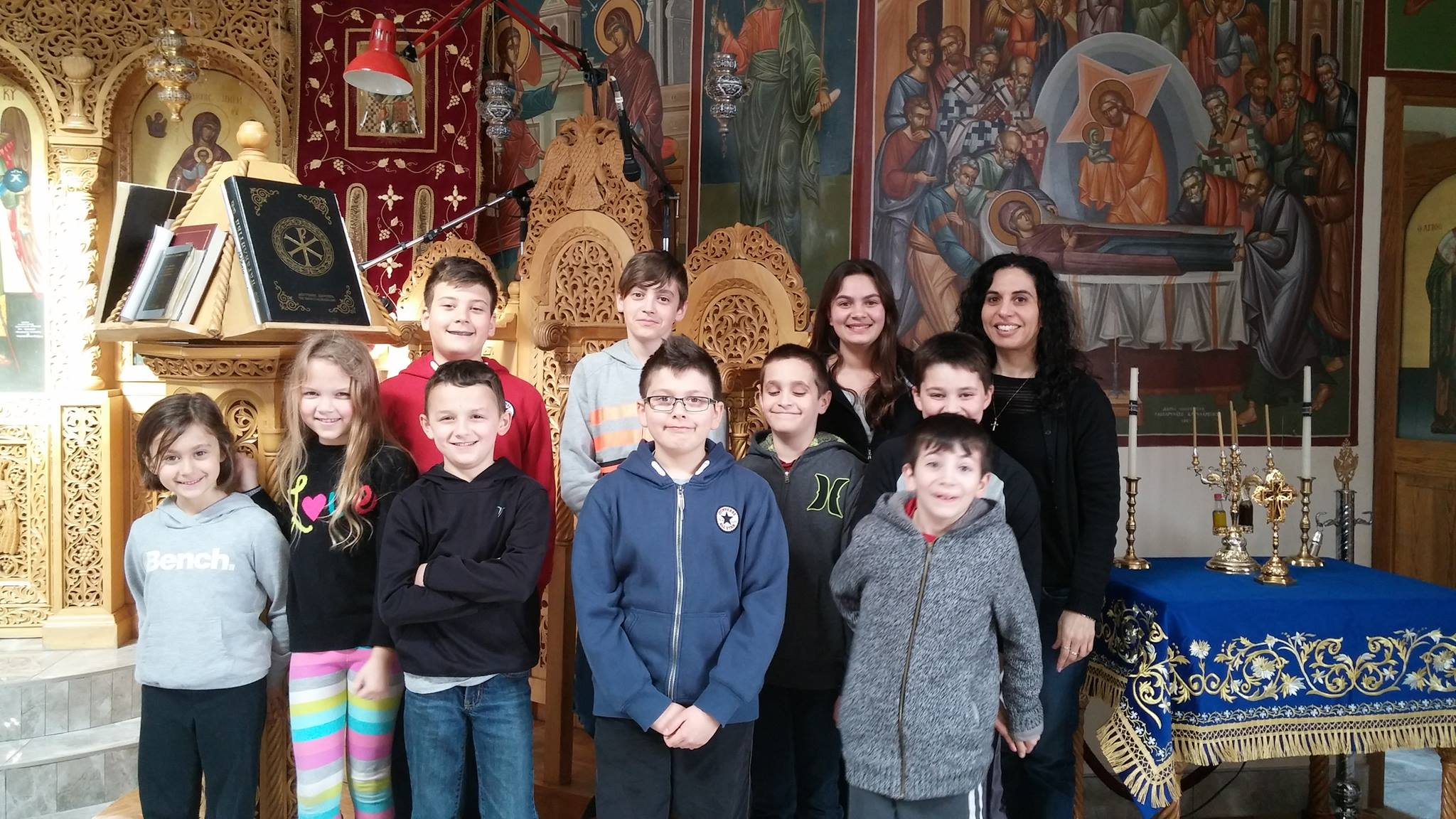 Youth Choir Day Camp