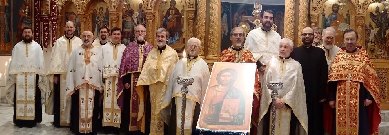 Sunday of Orthodoxy 2016